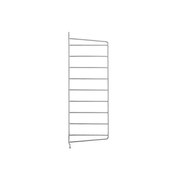 Wall Ladder for String Shelf 50 x 20 cm from String in Galvanized
