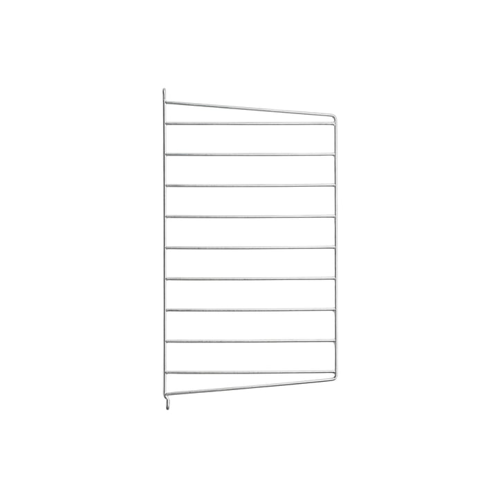 Wall ladder for String shelf 50 x 30 cm from String in zinc plated