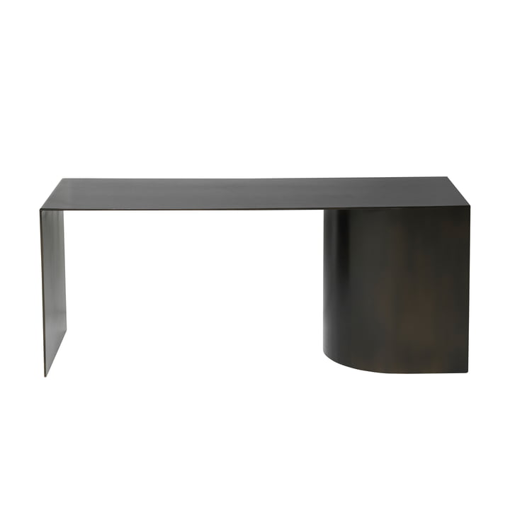 Place bench in black by ferm Living