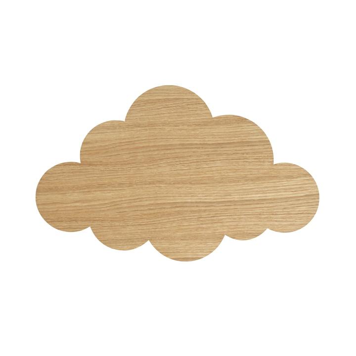 Cloud lamp, oiled oak from ferm Living