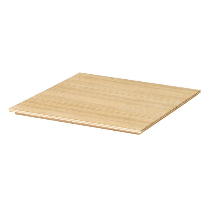Tray for Plant Box in oiled oak by ferm Living