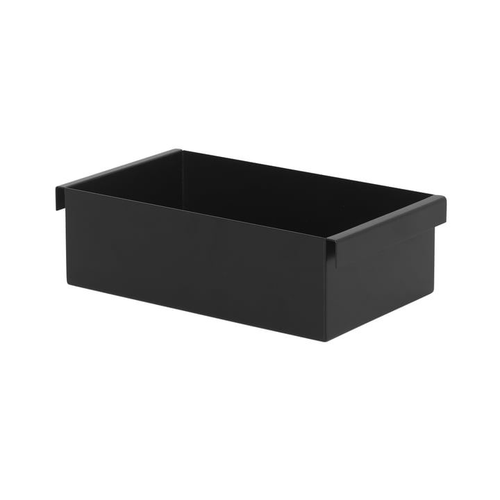 Container / Insert for Plant Box in black from ferm Living