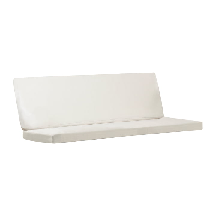 Seat cushion for BK12 Lounge Sofa by Carl Hansen in canvas 5453