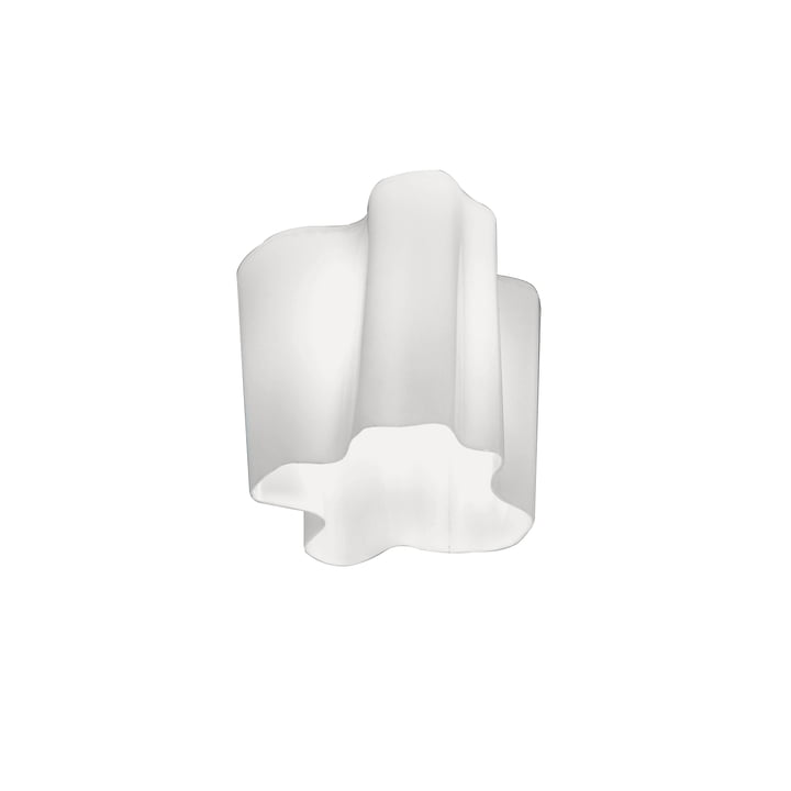 Logico ceiling lamp from Artemide in white