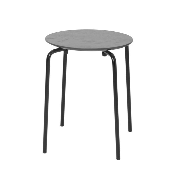 Herman stool from ferm Living in warm grey