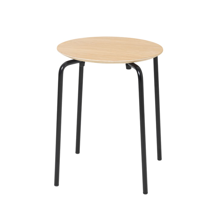 Herman stool from ferm Living in oak