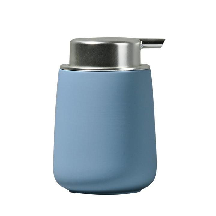 Nova soap dispenser from Zone Denmark in blue fog
