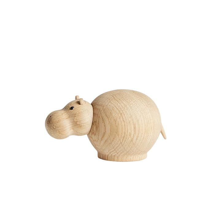 Hibo Hippo in mini from Woud in oak matt lacquered