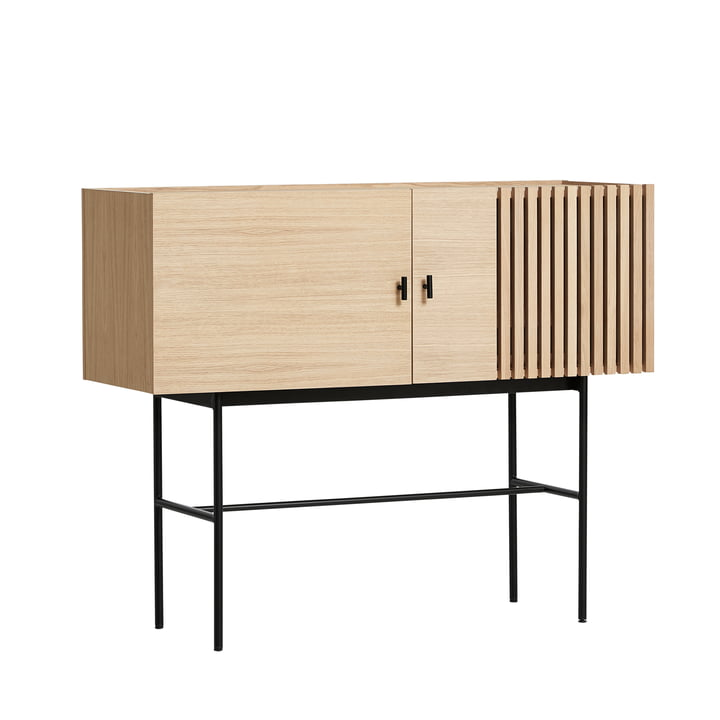 Array sideboard 120 cm from Woud in oak