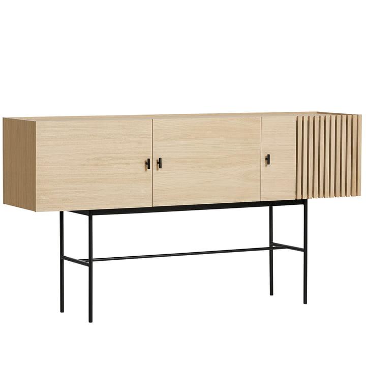 Array sideboard 180 cm from Woud in oak