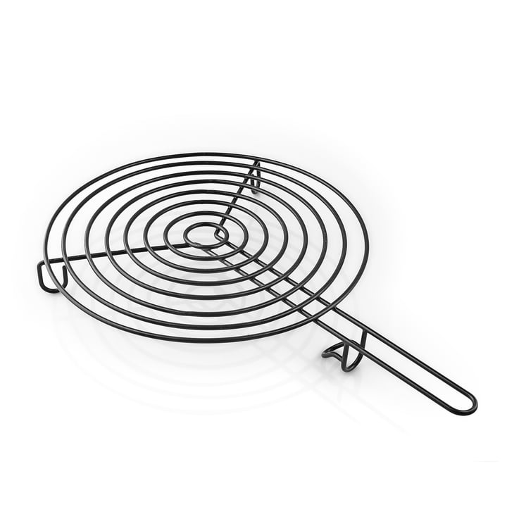 FireGlobe grill grid Ø 38 cm by Eva Solo made of stainless steel