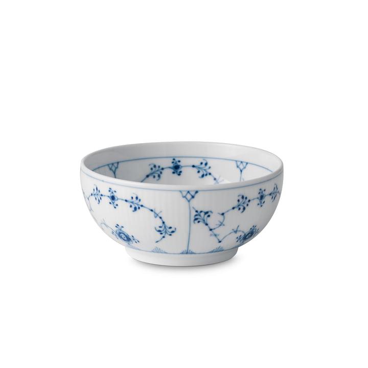 Musselmalet Ribbed Bowl Ø 15 cm from Royal Copenhagen