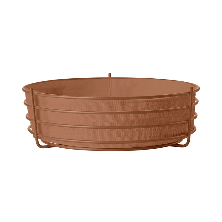 Bread basket from Zone Denmark in cinnamon