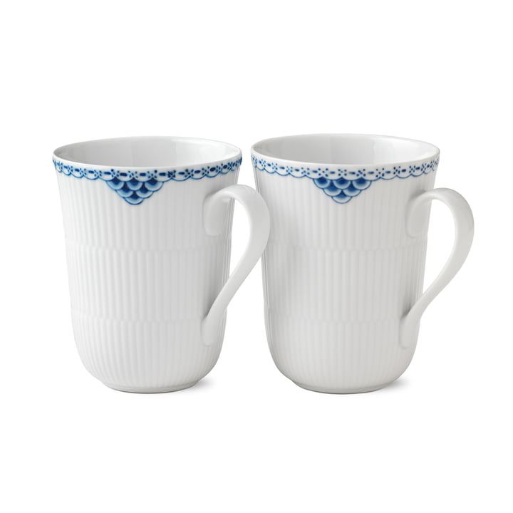 Princess cup 33 cl (set of 2) from Royal Copenhagen