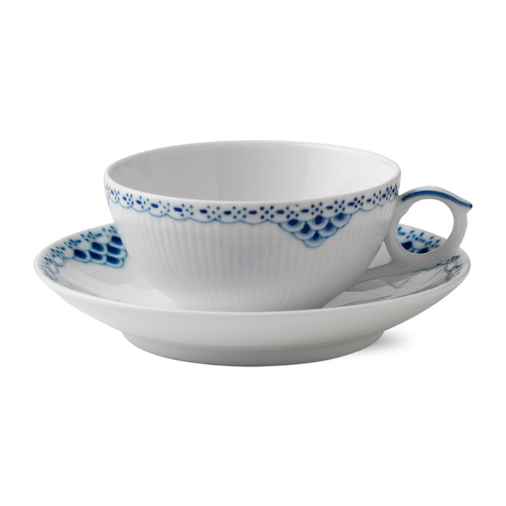 Princess cup and saucer 20 cl from Royal Copenhagen