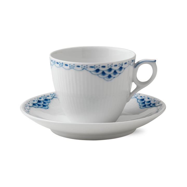 Princess cup and saucer 17 cl from Royal Copenhagen