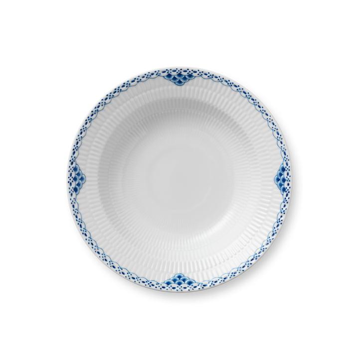 Princess soup plate deep Ø 21 cm from Royal Copenhagen