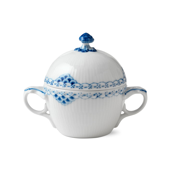 Princess sugar bowl with lid 20 cl from Royal Copenhagen