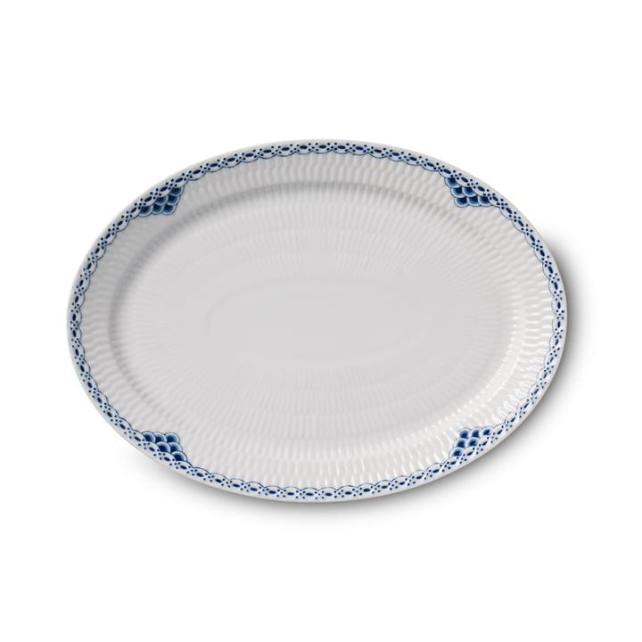 Princess serving plate oval 28 cm from Royal Copenhagen