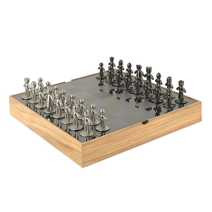 Bubby Chess Set from Umbra