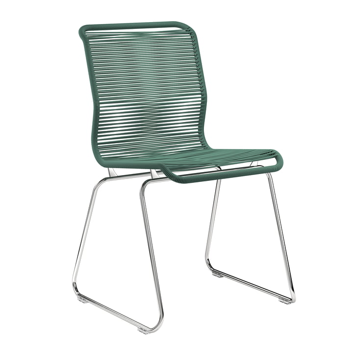 Panton One chair from Montana in Holmes / Chrome