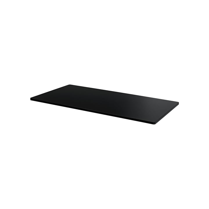 Cover plate for Panton Wire 34.8 x 18.8 cm from Montana in MDF black