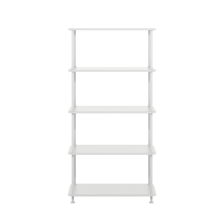 Free shelving system 400000 from Montana in new white