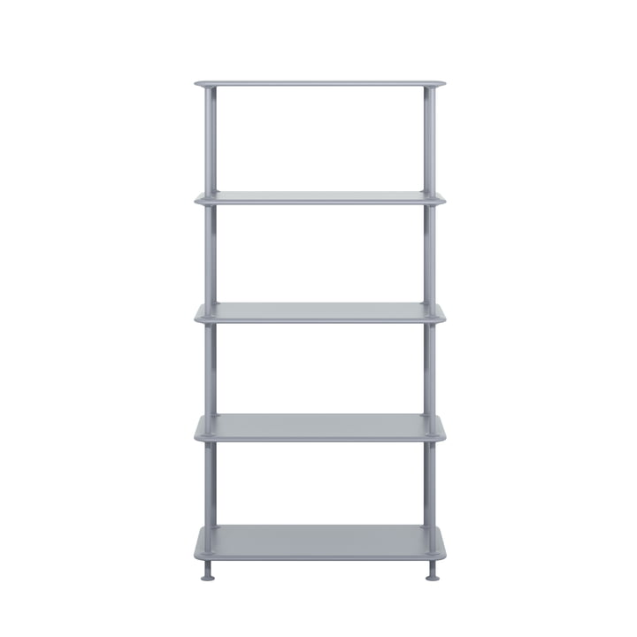 Free shelving system 400000 from Montana in black