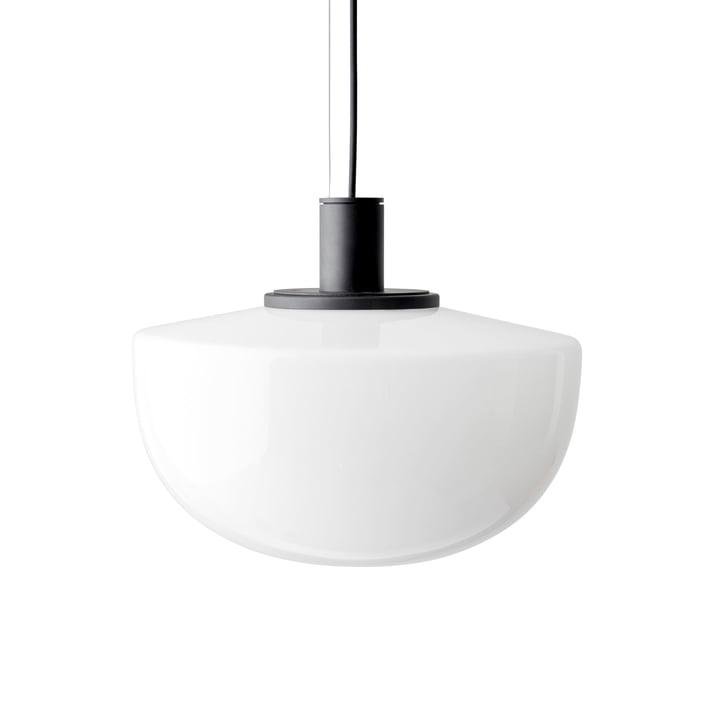Bench pendant lamp Ø 35 cm in opal by Menu