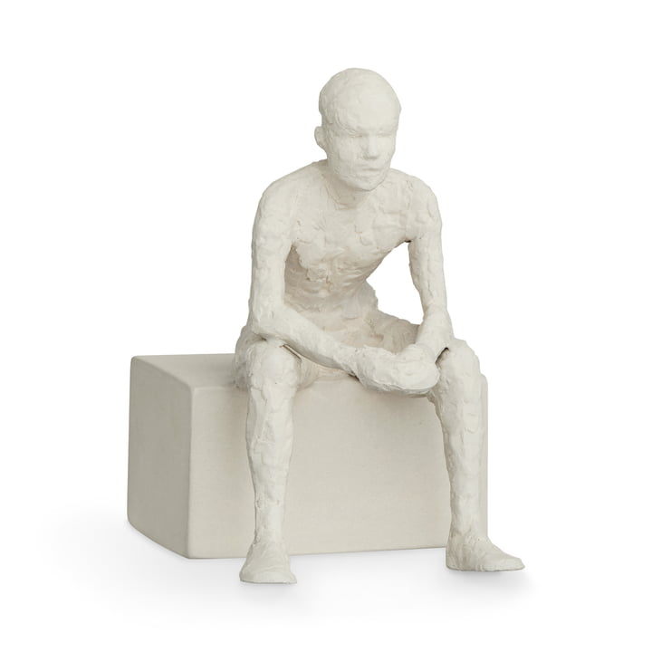 """Character """"The Reflective One"""" Figure by Kähler Design"""