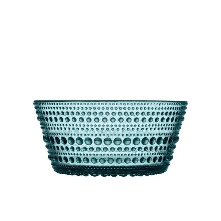 Kastehelmi Bowl 0,23 l from Iittala in sea blue