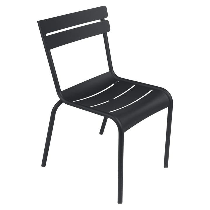 Luxembourg Chair from Fermob in anthracite