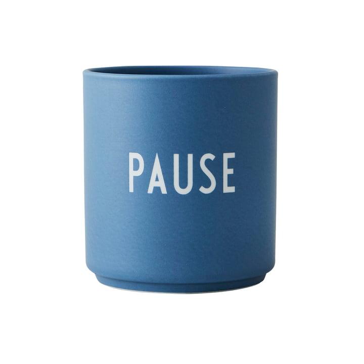 AJ Favourite Porcelain Mug, Break from Design Letters