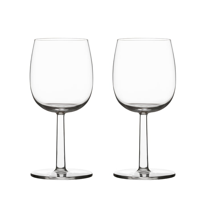 Raami red wine glass 28 cl (set of 2) from Iittala