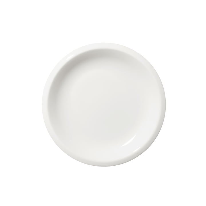 Raami plate flat Ø 17 cm from Iittala in white
