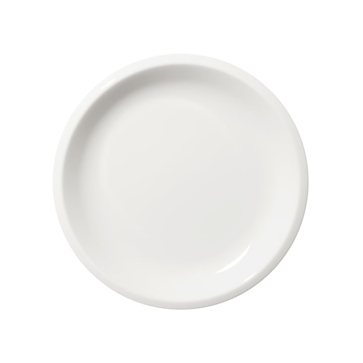 Raami plate flat Ø 20 cm from Iittala in white