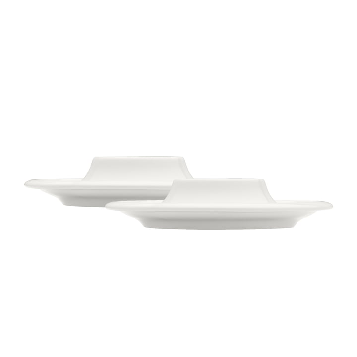 Raami egg cup (set of 2) from Iittala in white