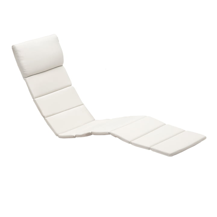 Support for Steamer Sun lounger from Skagerak in white