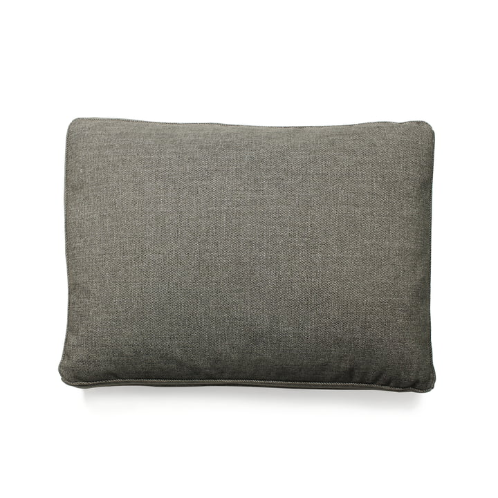 Cushion, 48 x 35 cm from Kartell in grey