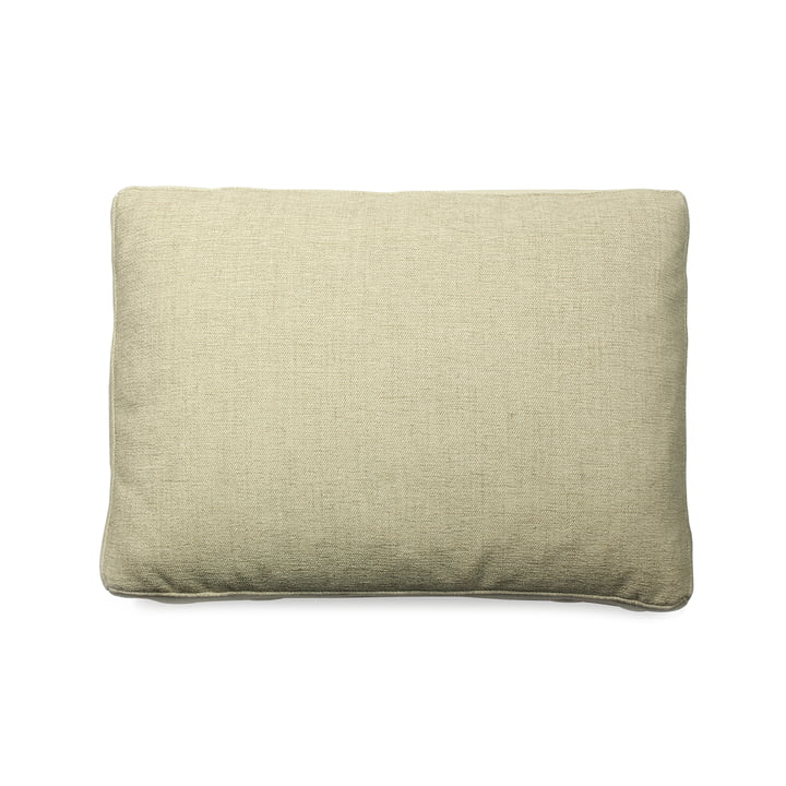Cushion, 48 x 35 cm from Kartell in beige