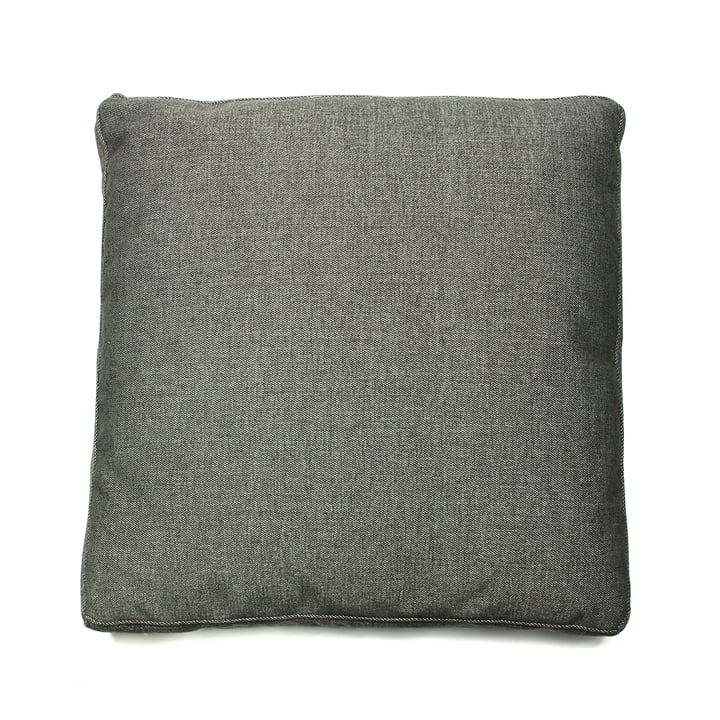 Cushion, 48 x 48 cm from Kartell in grey