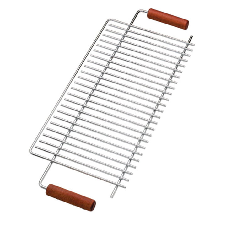 Grid for grills 25 x 62 cm from Dancook made of chrome-plated steel