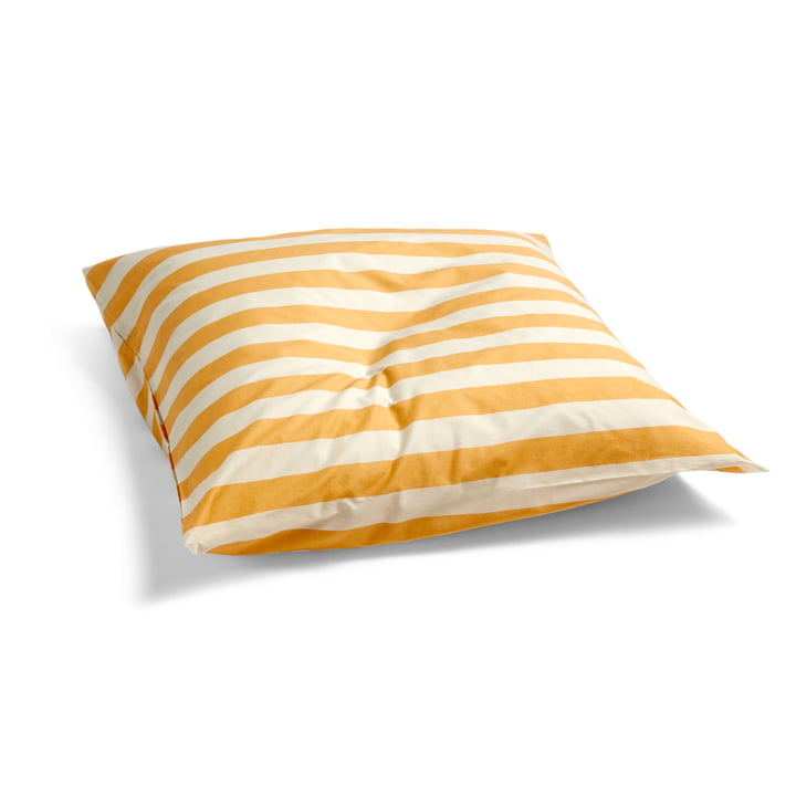 Été pillowcase from Hay in warm yellow
