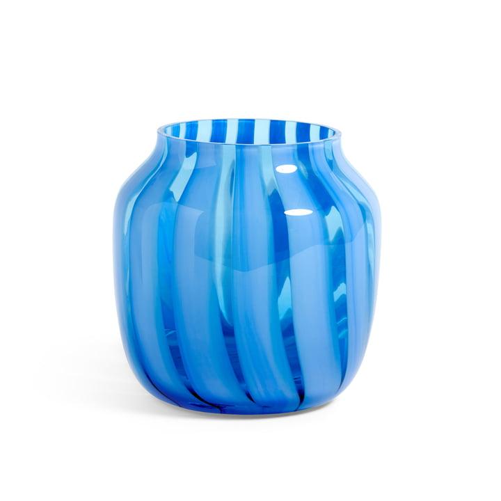 Juice Vase Ø 22 x H 22 cm from Hay in blue