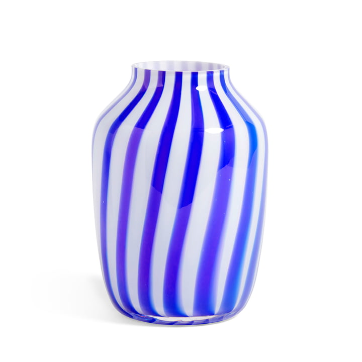 Juice Vase Ø 20 x H 28 cm from Hay in blue