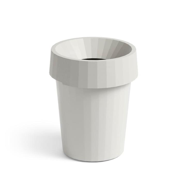 Shade Bin Ø 30 x H 36.5 cm 14 l by Hay in off-white