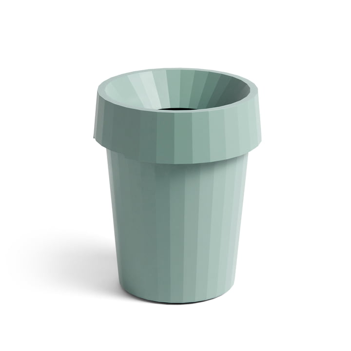 Shade Bin Ø 30 x H 36,5 cm 14 l from Hay in dusty green