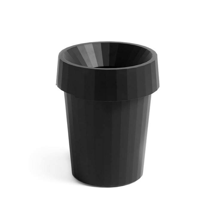 Shade Bin Ø 30 x H 36,5 cm 14 l from Hay in black