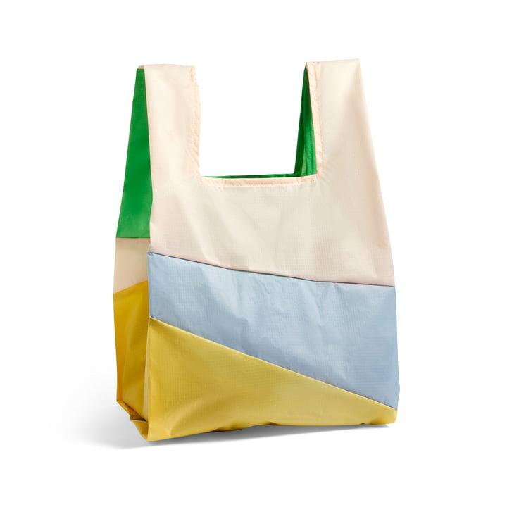 Six-Colour Bag 37 x 71 cm No. 3 of Hay