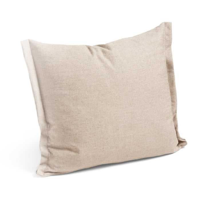 Plica Tint pillow 60 x 55 cm by Hay in natural